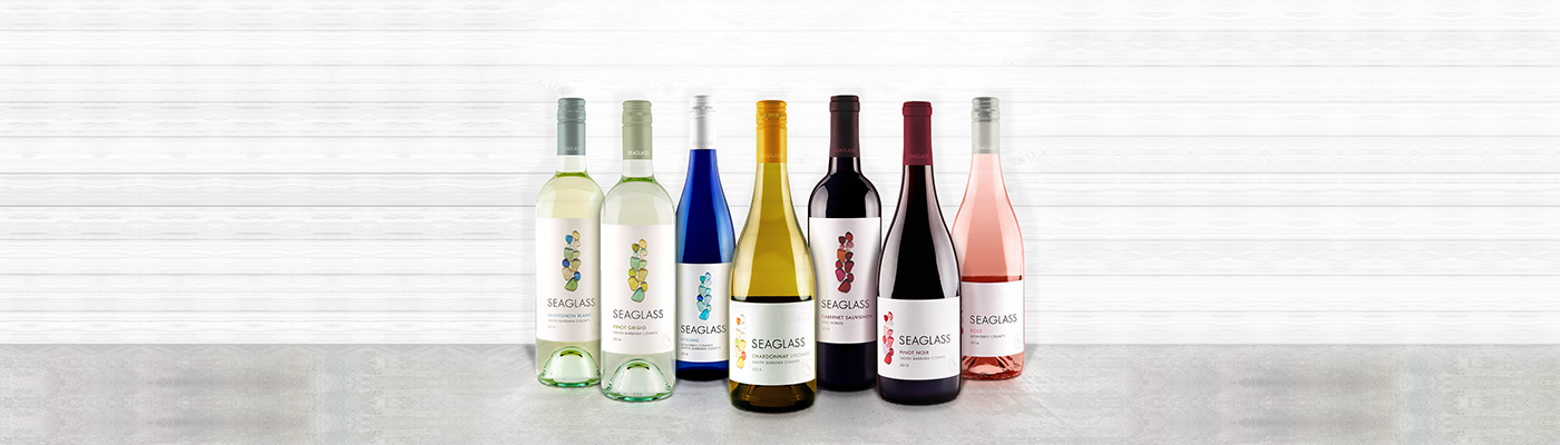SEAGLASS Wine Co.