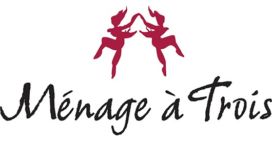 Provocative Wine Brand Launches Ménage à Trois Decadence