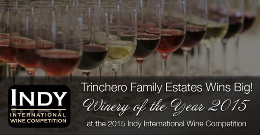 Trinchero Family Estates Wins Big!