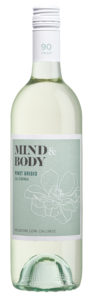 Mind and Body Wines Pinot Grigio